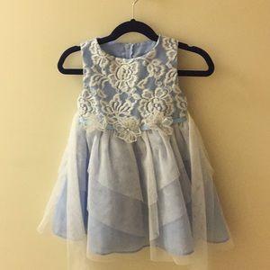 Rare Editions size 2 dress